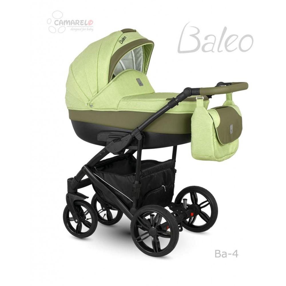 Коляска детская 2 в 1 Camarelo Baleo BA-4